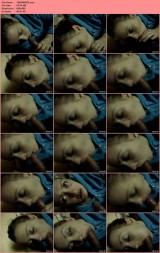 Молодая Русская девочка сосёт а парень снимает на мобилу (2010) CamRip