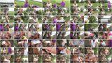 Пикап доверчивой малышки / Minnie Manga (15.10.14) [2014 г., outdoors, threesome, sex, reverse cowgirl]