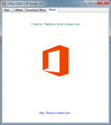 Microsoft Office 2013-2016 C2R Install v4.5 (10/10/2015) by Ratiborus