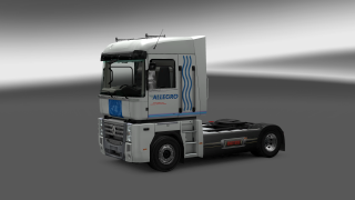 Скин Allegro для Renault Magnum