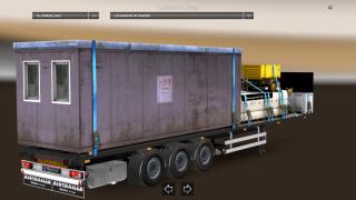 Пак прицепов Pack Flatbed RioTrailer