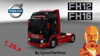 VOLVO FH MK1 (FH12 & FH16)