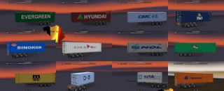 Пак контейнеров #1 V1.26