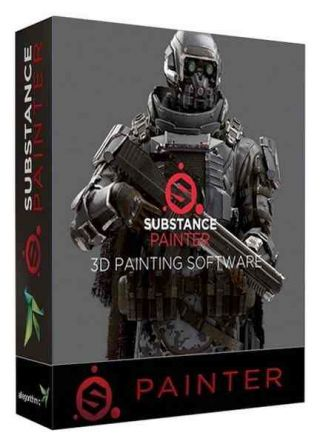 Allegorithmic Substance Painter 2017.4.1 Build 1981 (win x64) Standart Full