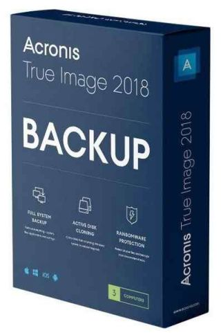 Acronis True Image 2018 22.5.1 Build 10640 + Bootable ISO + RePack by Dilan