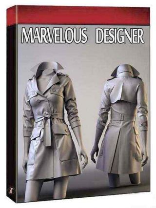 Marvelous Designer 7 Enterpise 3.2.120.29293