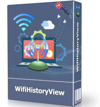 WifiHistoryView 1.47 Portable