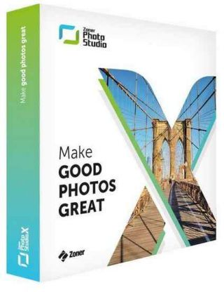 Zoner Photo Studio X Pro 19.1804.2.61 RePack by KroJluk (RU/EN)