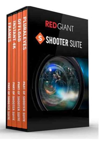 Red Giant Shooter Suite 13.1.4 RePack by pooshok