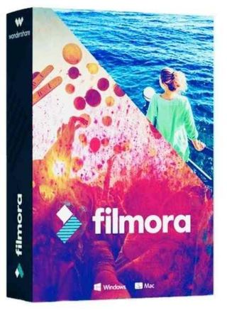 Wondershare Filmora 8.5.1.4 (win x64 bit) + RePack by pooshok + Complete Effect Packs