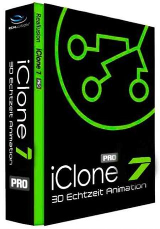 Reallusion iCLlone 7.2.1220.1 (x64) + Resurse Pack