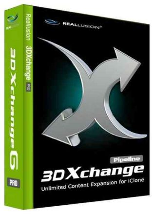 Reallusion iClone 3DXchange 7.2.1220.1 Pipeline