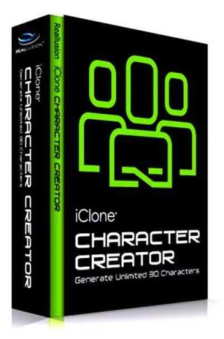 Reallusion iClone Character Creator 2.3.2420.1(win x64) + Template Bundle Pack