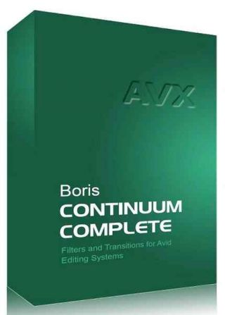 Boris FX Continuum Complete 11.03 for Adobe & OFX