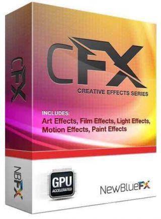 NewBlueFX Legacy Plug-ins Bundle 3.0.171130
