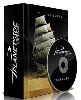 Planetside Software Terragen Professional v4.1.18 + Mac OSX