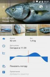 Fishing Points: GPS & Forecast 2.6.6 Premium