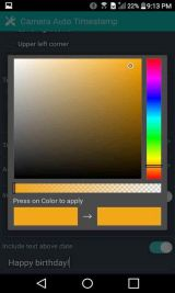 Camera Auto Timestamp v2.32 Pro (Android)