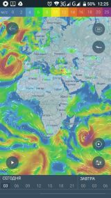 WINDY - прогноз WINDY - прогноз ветра и погоды 4.2.41 Pro (Android) + Ключ ветра и погоды 4.2.41 Pro (Android)
