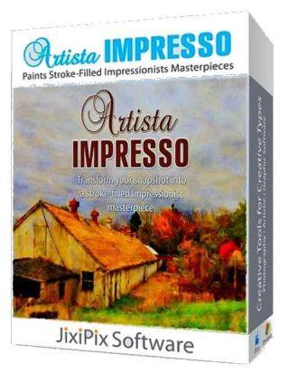 JixiPix Artista Impresso Pro 1.8.3 Portable