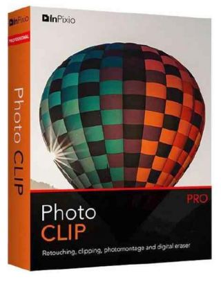 InPixio Photo Clip 8 Professional 8.4.0 Rus + Portable