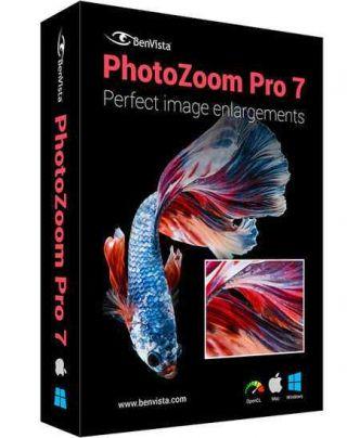 Benvista PhotoZoom Pro 7.1.0.0 RePack/portable