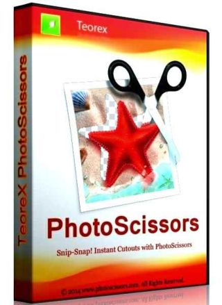 Teorex PhotoScissors 4.0 + RePack & Portable