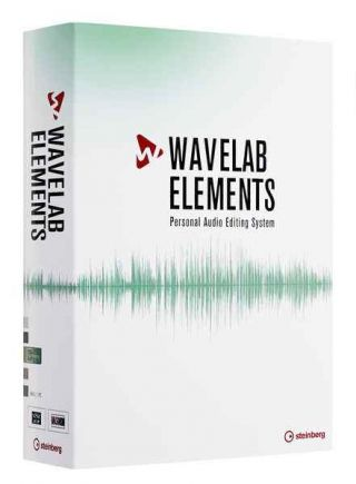 Steinberg WaveLab Elements 9.5.15 (win x64)