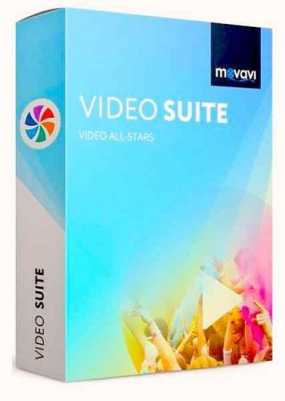 Movavi Video Suite 17.2.1 + Portable + RePack