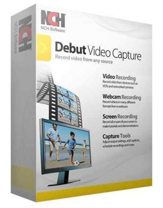NCH Debut Video Capture Software Pro 5.11