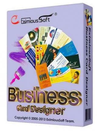 EximiousSoft Business Card Designer Pro 3.00 + Portable