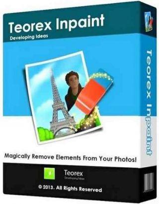Teorex Inpaint 7.0 + Portable