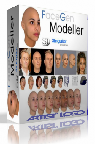 FaceGen Artist Pro 2.0 (x86/x64)