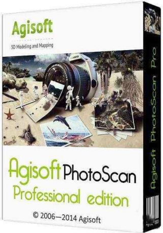 Agisoft PhotoScan Professional 1.4.1 Build 5925