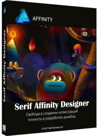Serif Affinity Designer 1.6.5.112 Beta & Content
