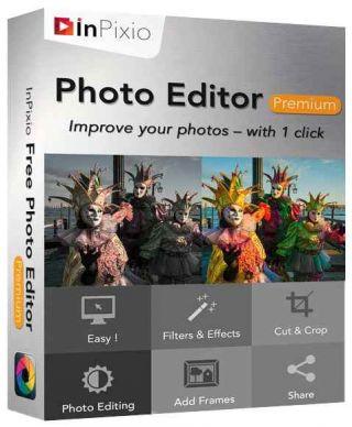 InPixio Photo Editor 8.5.6740.18837 Portable