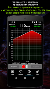 Radarbot Pro: Speed Camera Detector & Speedometer v6.2.2 [Android]