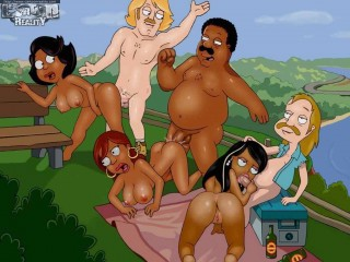 The Cleveland Show (18+)