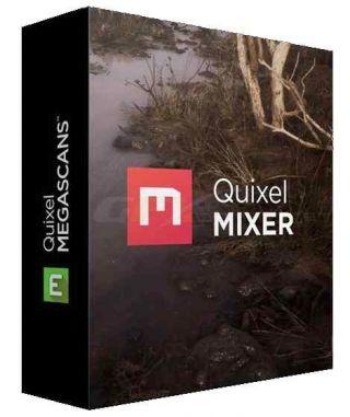 Quixel Mixer 2018.1.2 Beta /Win/Mac/