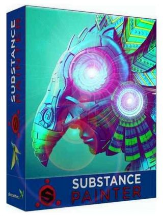 Allegorithmic Substance Painter 2018.1.3.2339 + Portable