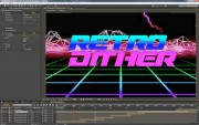 RetroDither 1.3 Plug-in for After Effects RePack