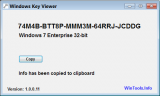 Windows Key Viewer 1.1.1.14 Multilingual