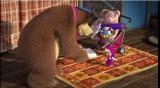 """Маша и Медведь: """"Последний писк моды"""" (Машины песенки - Серия 2) WEB-DLRip"""