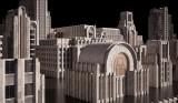 KitBash3D - ART DECO (MA, OBJ, FBX)