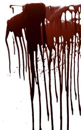 PHOTOBASH - BLOOD SPLATTERS (PNG, CSH)
