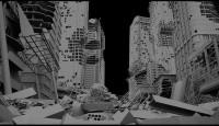 KitBash3D - WARZONE (MA, OBJ, FBX)