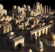 KitBash3D - Middle East (MA, OBJ, FBX)